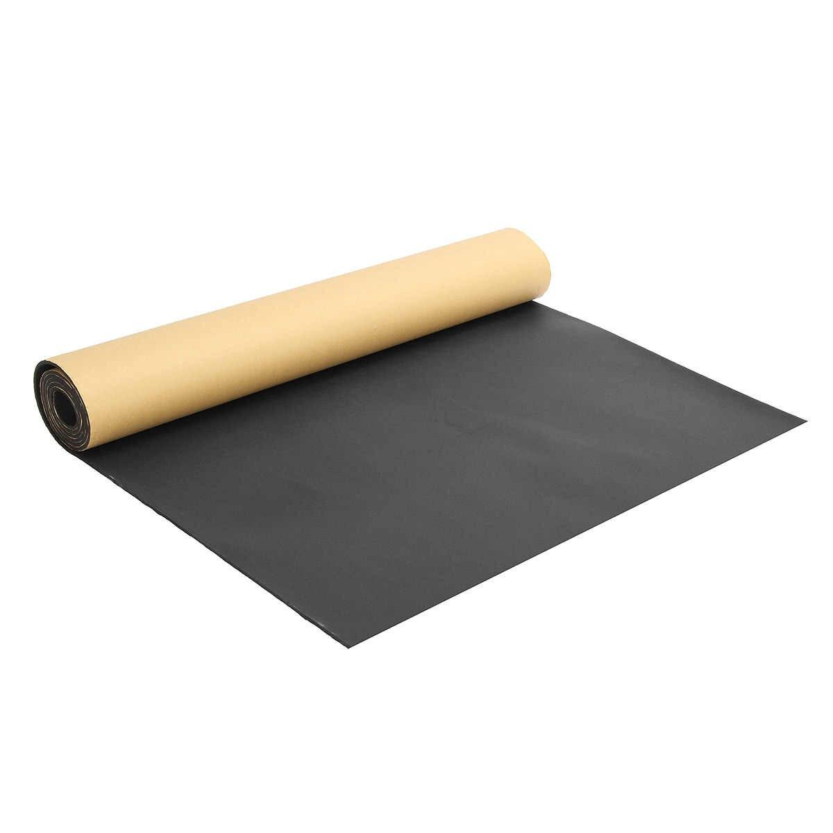 300x100cm Car Auto Sound Deadening Cotton Automobiles Sound-Proof Heat  Insulation Pad Foam Mat Carpets Interior Accessories