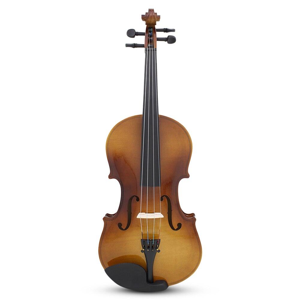 ASTONVILLA Retro Light Violin High-Grade Basswood Maple Durable And Textured Crisp Soft Sound ViolinASTONVILLA Retro Light Violin High-Grade Basswood Maple Durable And Textured Crisp Soft Sound Violin