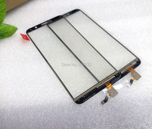 "Image 3 - חיצוני זכוכית פנלים עבור Huawei Honor 7C מגע מסך AUM L41 5.7 ""רוסיה גרסת כבוד 7 C פרו L41 מגע זכוכית עם כלים"