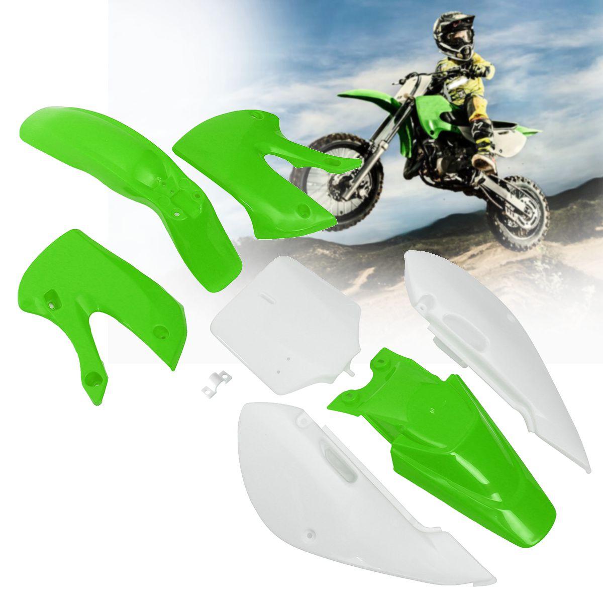 TDPRO Plastics Bolt Body Screw Set for KLX110 DRZ110 BBR Fairing Panel Fenders Seat
