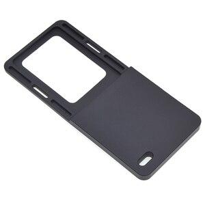 Image 3 - Piastra di montaggio Adattatore Per Macchina Fotografica di Sport di Dimensioni Smartphone Handheld Gimbal Stabilizzatore Allo Stesso Modo Accessori