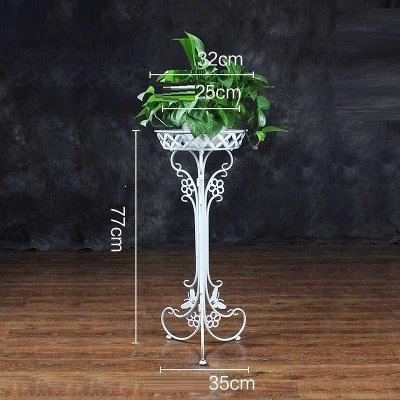 رف معدني من Afscherming Dekarosyon بتصميم مستوحى من خشب البلكونة ورف زينة على شكل زهور رف معدني يوضع على شكل زهور البلكونة