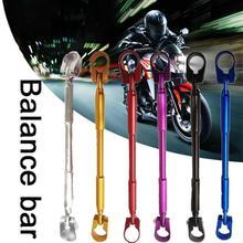 Off-road Motorcycle Modified Aluminum Handlebar Balance Bar Reinforced Bar майка print bar off road