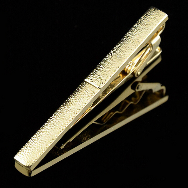Gold Plating Tie Clip and Cufflink  5