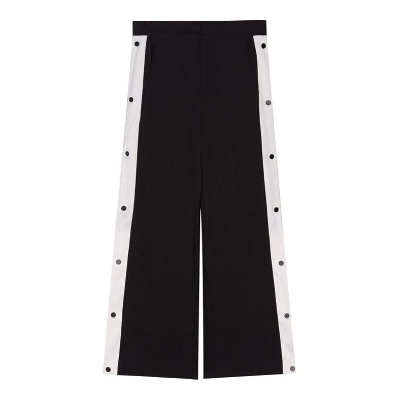 Lry23 Convenant Style bleu Laine Pantalon Mince noir Costume 3 Rétro Bjj Beige UxOTnn8