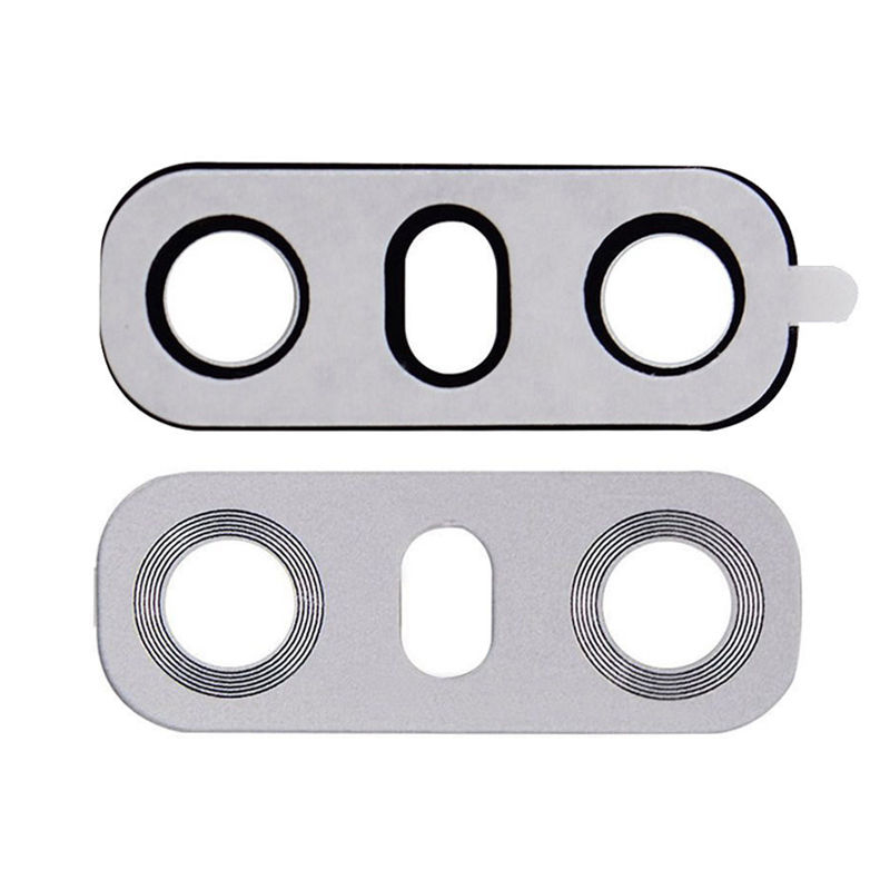 1pc New Rear Back Camera Lens Cover Glass with Adhesive for LG G6 H870 H871 H872 LS993 VS998 Replacement Parts Grey/White/Black