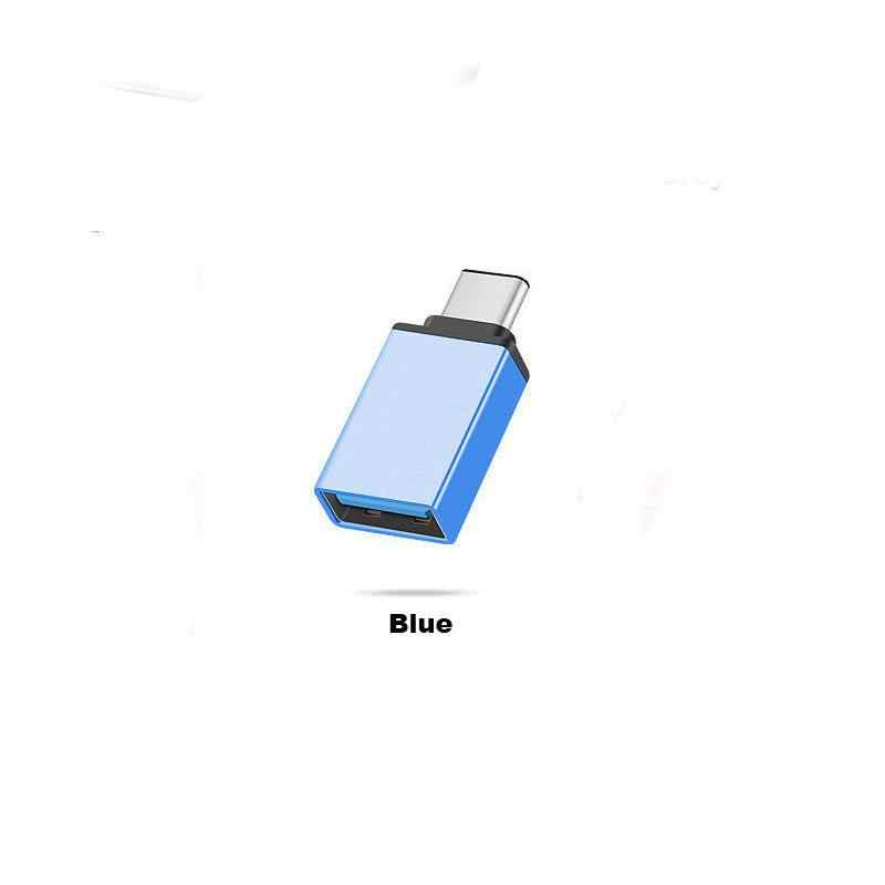 HobbyLane USB-C نوع C 3.1 الذكور إلى USB 3.0 نوع A شاحن أنثي مزامنة البيانات Hub وتغ d20