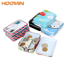 HOOMIN Home Storage Box Organizer For Jewelry Kids` Toy Card Cash Paper clip Min