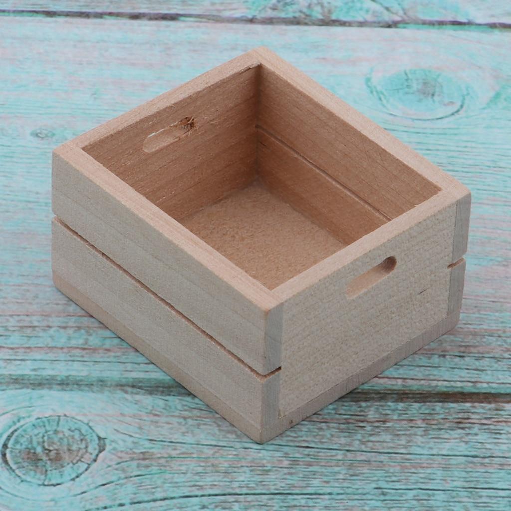 Dollhouse Miniature Wooden Vegetable Slicer