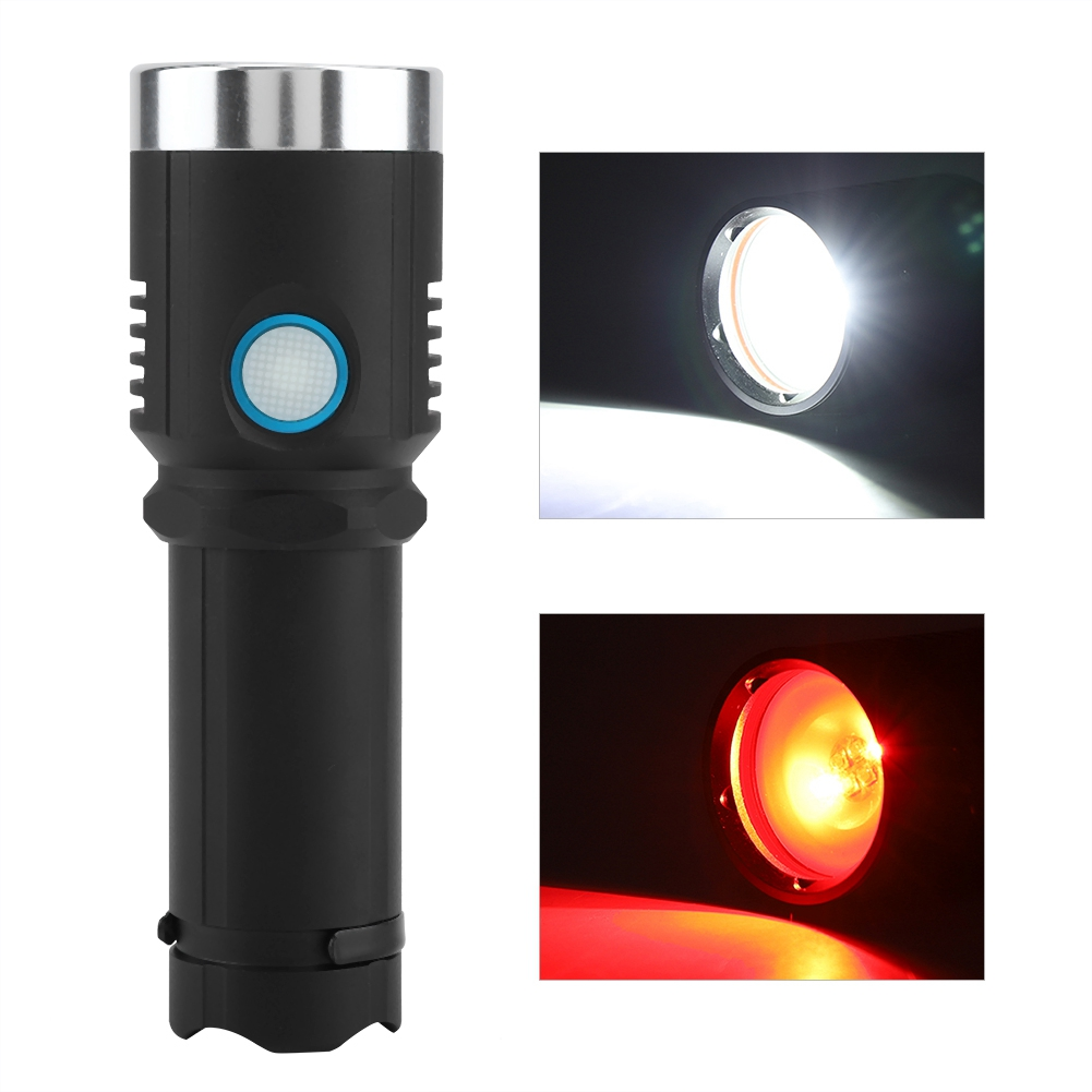 XHP50 LED Headlight Magnetic USB Rechargeable Headlamp Flashlight Torch //KT