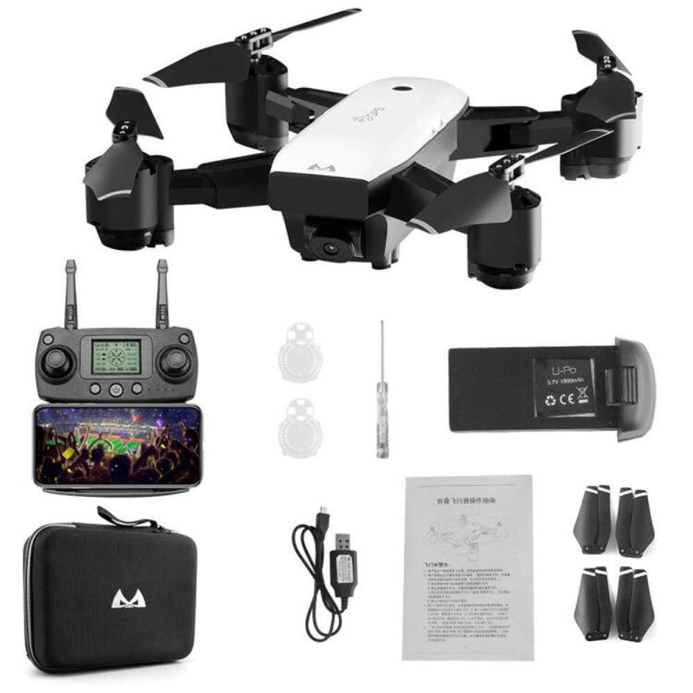 SMRC S20 Wifi FPV With 1080P Camera GPS Dynamic Follow 18 Minutes Flight Time RC Drone