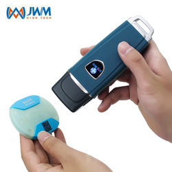JWM Waterproof IP67 Rugger RFID Guard Tour Patrol System with free cloud software