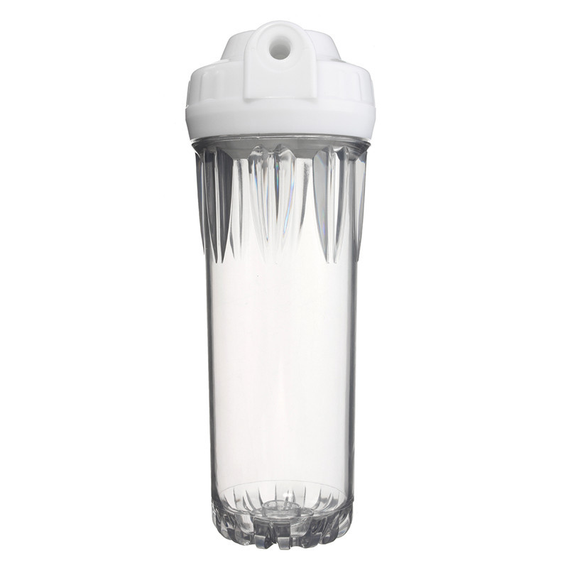 10 Inches Of Explosion-proof Bottle Filter Water Filte Transparent Bottle Filter Water Purifiers Accessories Home Appliance