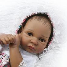 High Quality New Mini Simulation Silicone Baby Doll Silicone
