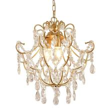 Dining Room Modern Light Techo Crystal Quarto Lampara Colgante Lustre E Pendente Para Sala De Jantar Deco Maison Hanging Lamp