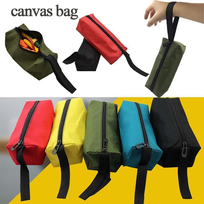 Electrician/'s Tool Pouch Caddy Storage Bag Case Organizer Box