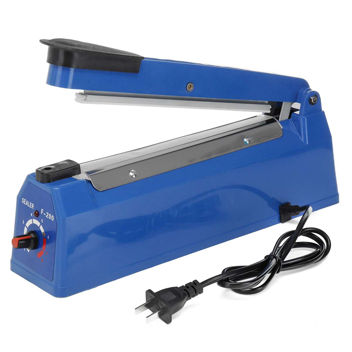 200mm to 300mm High Temperature Resistant Electric Vacuum Food Sealer with Excellent Cooling Base to Keep the Food Fresh