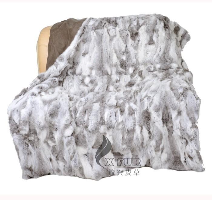 СХ-д-12 на 150 x 130 см на заказ натуральный цвет кролик натуральный мех ковры и для главная гостиной ~ прямая поставка