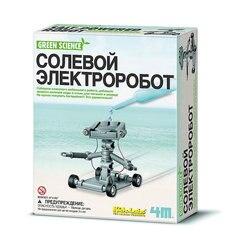 Набор для робототехники 4М Солевой электроробот