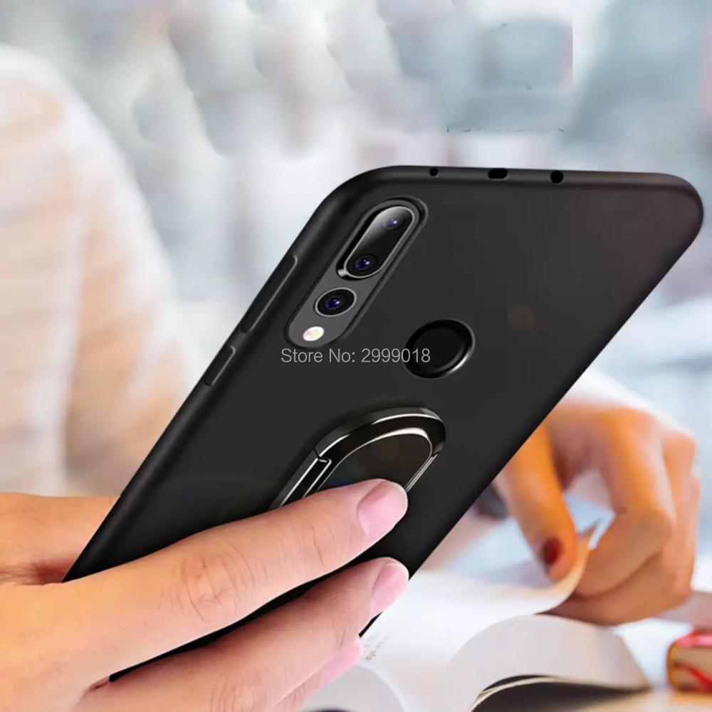 ZTE AXON 9 PRO Case For ZTE AXON 9 PRO Case Magnetic Magnet Car Finger Ring Case For ZTE A2019 Pro A2019Pro Phone Cases