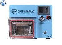 TBK 508 5 в 1 умный изогнутый ЖК дисплей Экран вакуумная ламинирующая машина для Sumsung S6 S6 + S7 S8 S8 + край lcd OCA ремонт устройство для удаления пузырей