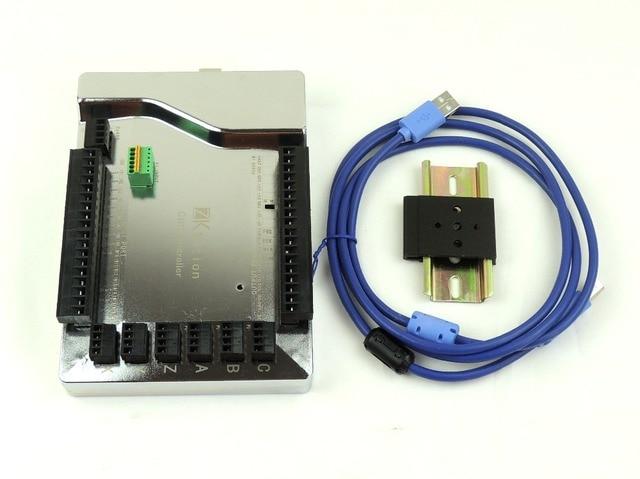 Mach3-carte de contrôleur de moteur à vapeur   Haute qualité USB, 4 axes, mouvement lisse, carte de sortie USB 24V 1000KHz