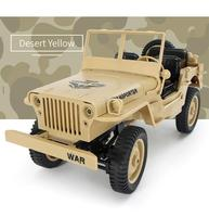 RCtown 1:10 2.4GHz High Speed Cross Country Remote Control Four Wheel Drive Car RC Vehicle Toys Four wheels drive system