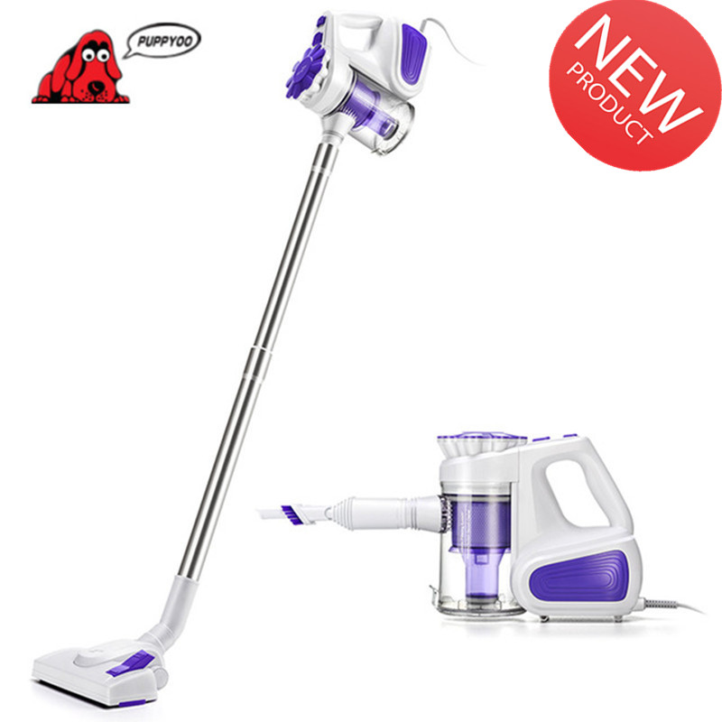 PUPPYOO WP526-C Handheld Vacuum Cleaner Portable Household Low Noise Vacuum Cleaners Dust Collector Aspirator Cleaning MachinePUPPYOO WP526-C Handheld Vacuum Cleaner Portable Household Low Noise Vacuum Cleaners Dust Collector Aspirator Cleaning Machine