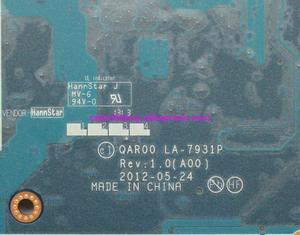 Image 5 - حقيقية 35JKV 035JKV CN 035JKV QAR00 LA 7931P اللوحة المحمول لديل الدقة M4700 الكمبيوتر الدفتري