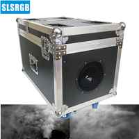 Small Size Water Based Fog Machine 3000W DMX512 Stage Effect Low Lying Water Fog Smoke Machine