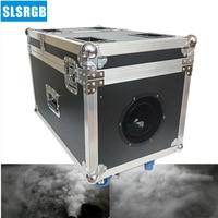 Small Size Water Based Fog Machine 3000W DMX512 Stage Effect Low Lying Water Fog Smoke Machine