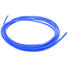 New Arrival 5M ID 4mm Blue Car Silicone Vacuum Hose Tube Pipe Silicon Tubing Accessories