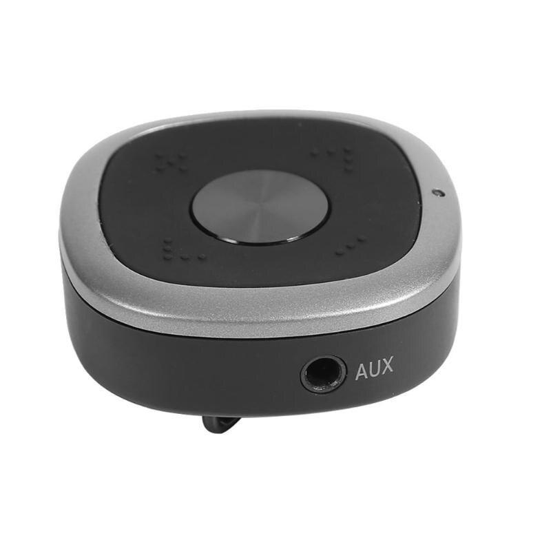 Portable double Bluetooth 5.0 Multipoint émetteur récepteur APTX musique sans fil adaptateur 2-en-1 Bluetooth adaptateur avec microphone