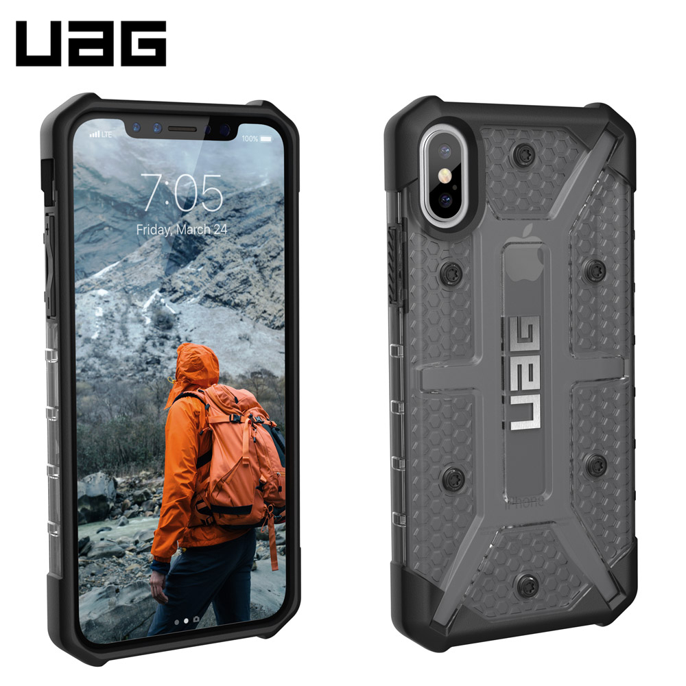 Фото - Mobile Phone Bags & Cases UAG IPHX-L-AS  X  case bag sy16 black professional waterproof outdoor bag backpack dslr slr camera bag case for nikon canon sony pentax fuji