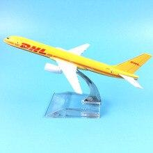 Diecast Pengiriman Pesawat 757