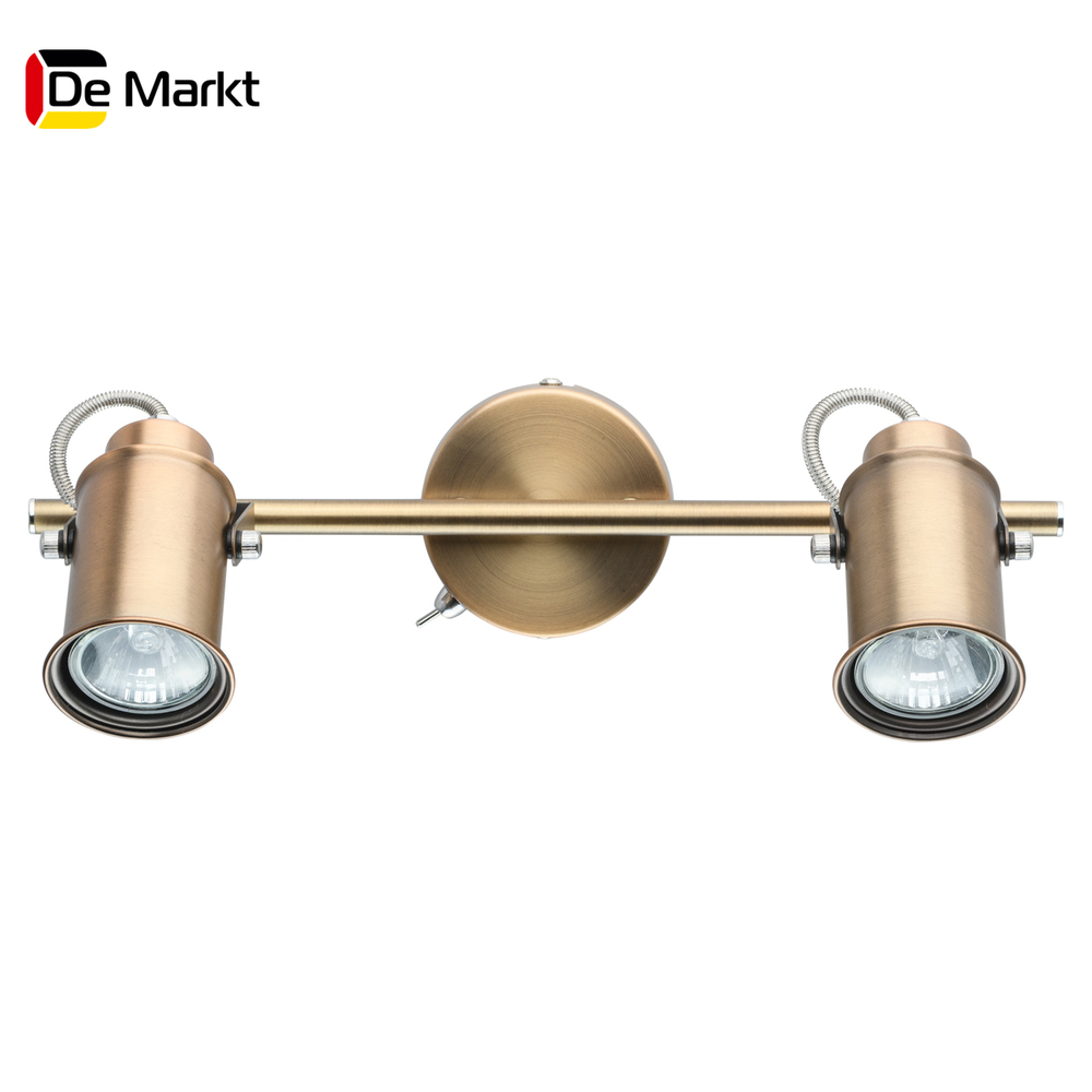 Wall Lamps De Markt 551020402 lamp Mounted On the Indoor Lighting Lights Chandelier led wall sconce modern wall lamp decorative wall lights decorative sconces led bedside lamp wall makeup mirror lights bathroom