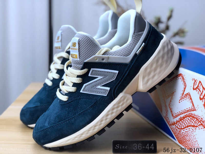 reputable site 26ff0 10f62 New Balance NB574 three model men women sneakers Retro-fashioned casual  shoes sports leisure running shoes 36-44