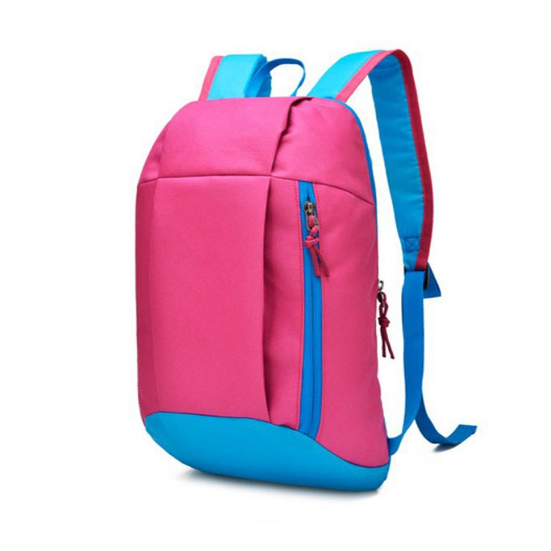 New Outdoor Sports Backpack Men's Casual Female Shoulder Small Backpack Light Riding Backpack