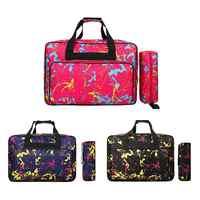 Sewing Machine Bag Portable Travel Storage Bag Large Capacity Sewing Machine Bags Sewing Tools Hand Bags