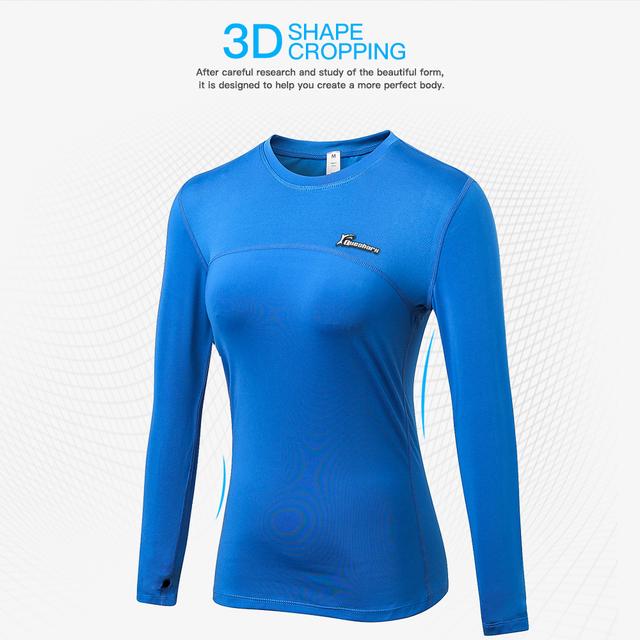 Gym Yoga Shirts Long Sleeve Women Slim Mesh Running Sport Jacket Quick Dry Black Fitness Sweatshirts