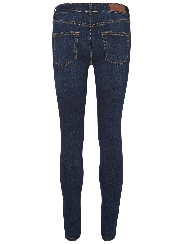 Denim pl6 Stretch Co63 Moda Vero Fem foncé Wov ea2 Bleu jeans jeans md29 Wn1AWq6z