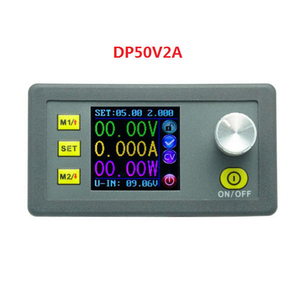 DP50V5A Buck Adjustable DC Power Supply Module With Integrated Voltmeter Ammeter New ArrivalDP50V5A Buck Adjustable DC Power Supply Module With Integrated Voltmeter Ammeter New Arrival
