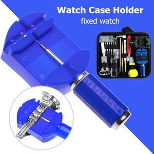 Image 4 - 147 sztuk zestaw narzędzi do naprawy zegarków zegarek przyrząd do skracania bransolet przyrząd do otwierania kopert zegarków pasek sprężyny Remover Horlogemaker Gereedschap Repair WatchTool Kit