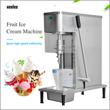купить XEOLEO Frozen Yogurt mixing machine Fruit Ice cream maker Yogurt mixer Yogurt ice cream Swirl machine Stainless steel по цене 153449.11 рублей