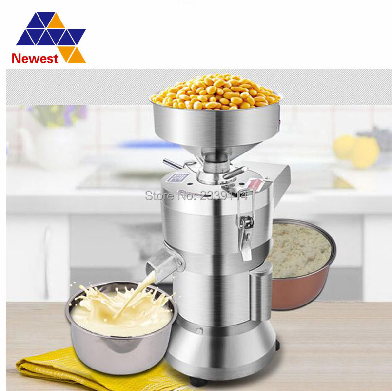 100 Stainless Steel Electric Stone Soybean Milk Machine Household Bean Curd Machine Commercial Slurry Separation Is Refining Mac Buy One Get One Free Kitchen Appliance Parts Home Appliance Parts