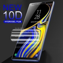 New 10D Curved Full Protective Hydrogel Film On The For Samsung A 10 20 30 40 50 60 70 80 90 2019 M10 M20 M30 Screen Soft