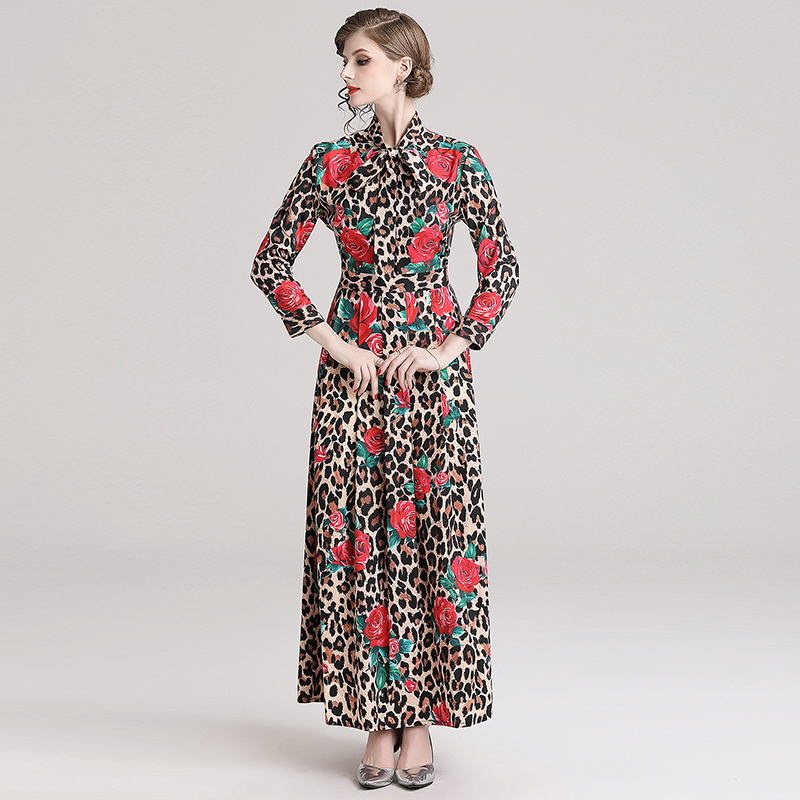 7be3b44cea75c Worldwide delivery maxi dress long sleeve rose in NaBaRa Online