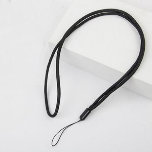 Image 4 - 50 100PCS ארוך ניילון שרוך תליית רצועת טלפון נייד Datachable צוואר רצועות גמיש קלע שרשרת חבל