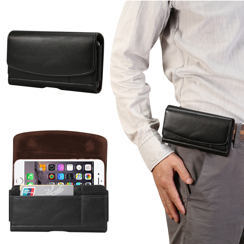 Belt Clip Case For Huawei Mate 20 Pro Leather Pouch