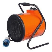 Пушка тепловая электрическая PATRIOT PT-R 5 (Мощность 4500 Вт, площадь обогрева до 45 кв.м, 3 режима работы,регулятор температуры, защита от перегрева, нержавеющий ТЭН)